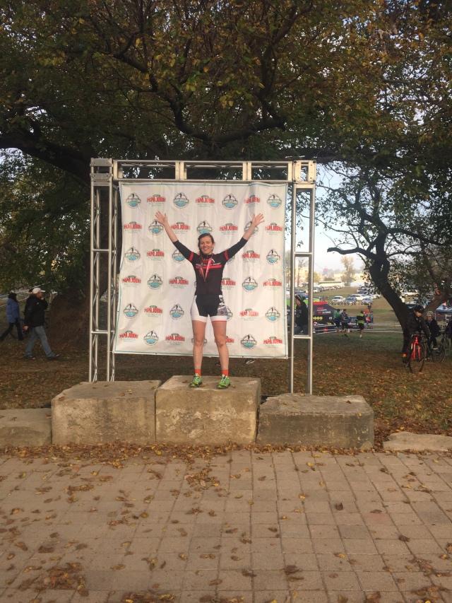 first-podium