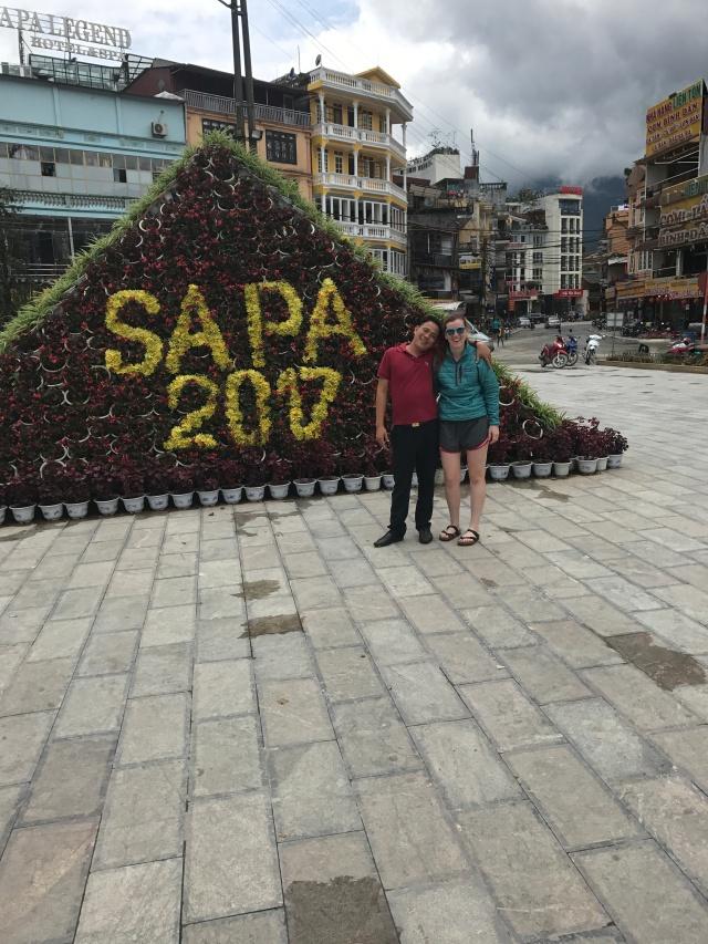 sapa tourist
